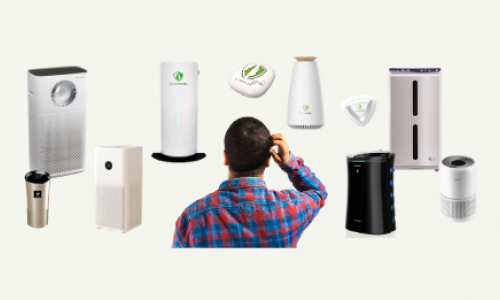 6 Types of Air Purifier Technology in the Market