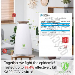 BM6+ Indoor Air Purifier Photosynthetic E-Tree Ecoheal 【In Stock】