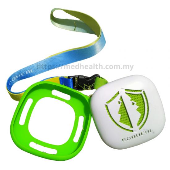 Ecoheal ARCII - Portable Air Purifier Casing (Ecoheal Bumper Case & Lanyard)