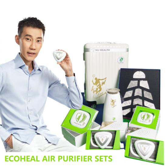 【Limited Edition】Lee Chong Wei Aisportz Virtual Run Medal Collection   Luggage   Ecoheal - Home, Car, Portable Air Sterilizer