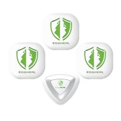 Ecoheal【3 units of Ecoheal arc ii (Portable) + 1 unit of arc+ (Car ARC+)】