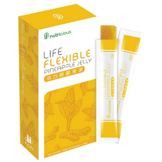 Life Flexible Pineapple Jelly